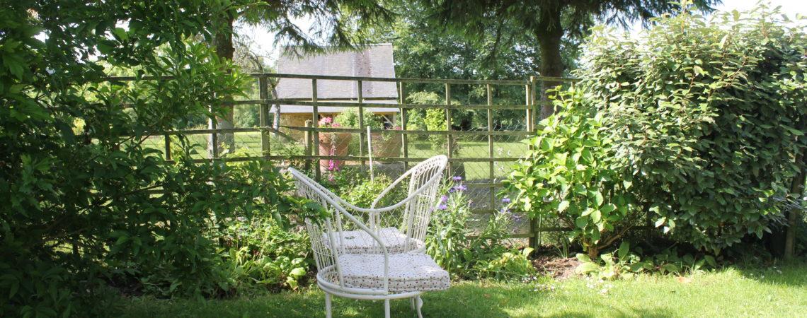Papote à l'ombre La Maison Launay, chambres d'hôtes au coeur de la Normandie