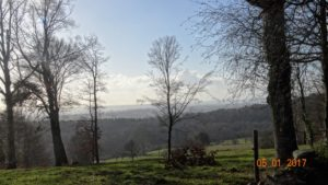 La fosse Arthour et ses alentours à 13 km de la Maison Launay